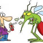 Что делать если покусали комары