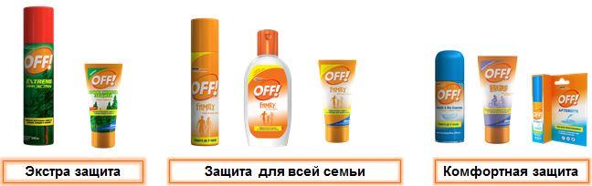 OFF от комаров