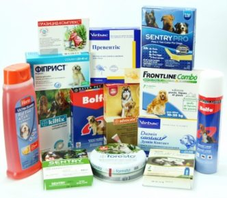 средство от клещей для собаки